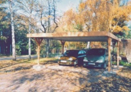 Carport Stahlcarport